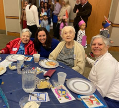JFS's Annual Senior Adult Chanukah Party